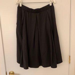LuLaRoe Solid Black Madison with pockets!!